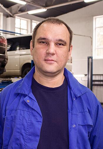 Специалист кузовного ремонта
