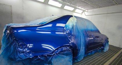 Кузовной ремонт в автоцентре ПокрасАвто