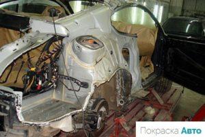 Ремонт алюминиевых кузовов