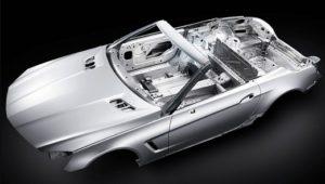 Ремонт алюминиевых кузовов Ауди
