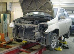 Ремонт алюминиевых автомобилей